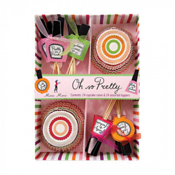 Kit pour cupcakes Pyjama Party
