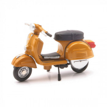 Mini Vespa orange 1/32