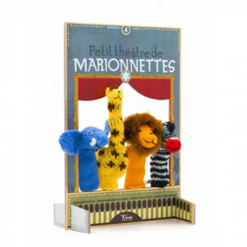 Marionnettes jungle
