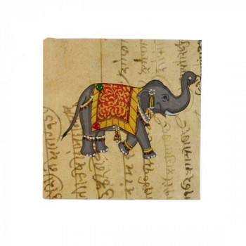 Carnet de notes éléphant