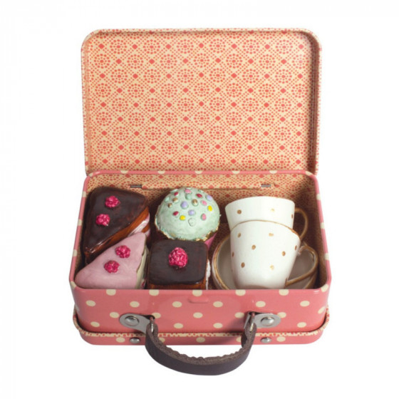 Cup & Cake suitcase