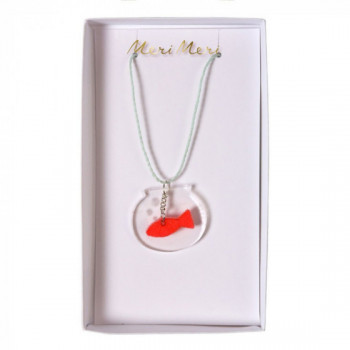 Collier poisson rose