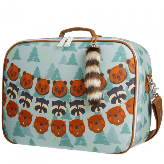 Valise Forest Boy