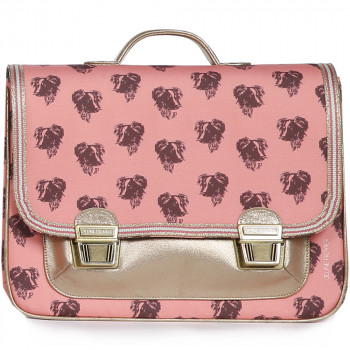 Cartable Lady Dog Maxi