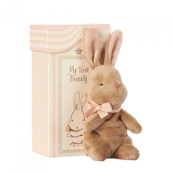 My first bunny rose