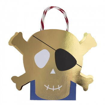 Set de 8 party bags Pirate