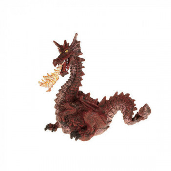 Figurine dragon rouge Papo