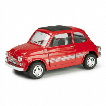 Fiat 500 GM - rouge