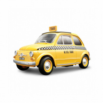 Fiat 500 taxi New York - 1/18