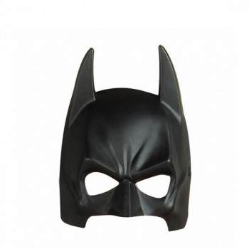Masque de Batman pvc moulé